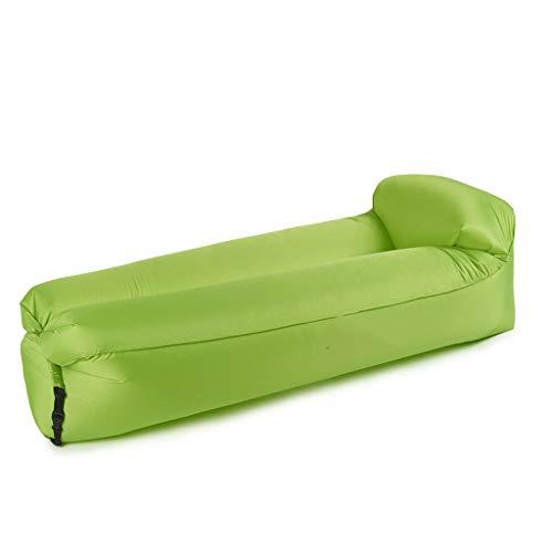 Inflatable Sofa, air Lazy Couch Carrying Portable Waterproof Lazy Sleeping Bag air Cushion Sofa Hammock Camping Hiking Swimming Pool Beach Backyard Travel 3 Colors
