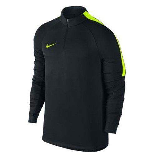 volt sQD Nike negro Manches Longues à Homme Top Shirt volt NK coutil black ZwwUS
