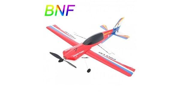 WLTOYS alta calidad F939 2.4G 4 canales RC Avión BNF sin ...