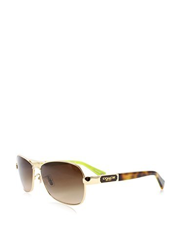 Coach Women's HC7012 Sunglasses