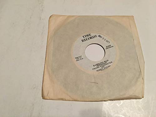 RAMBLING MAN- MARY'S GONE 45 RPM RECORD