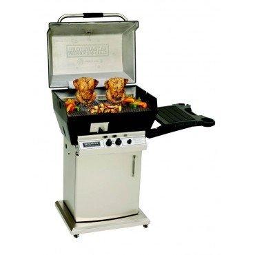Broilmaster Q3X Grill Head, Qrave Grill Liquid Propane