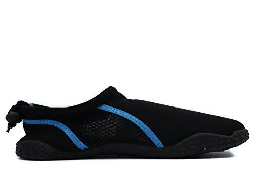 Mens Waterproof Quick Drying Aqua Water Shoes HAyUosC