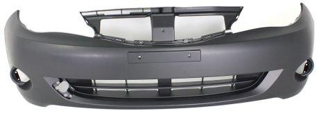 OE Replacement Subaru Impreza Front Bumper Cover (Partslink Number SU1000158) Unknown SU1000158V