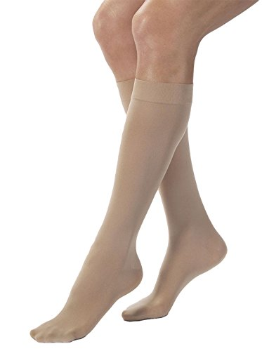 Jobst Opaque Knee-High 15-20mmHg Open Toe