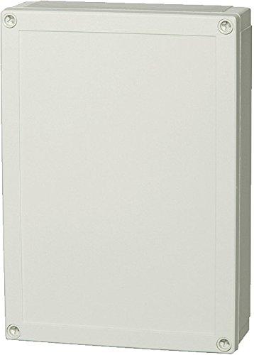 Fibox Enclosures UL PC 200/63 HG MNX Series NEMA 4X Polycarbonate Enclosure, Base with TPE Gasket, 10.0