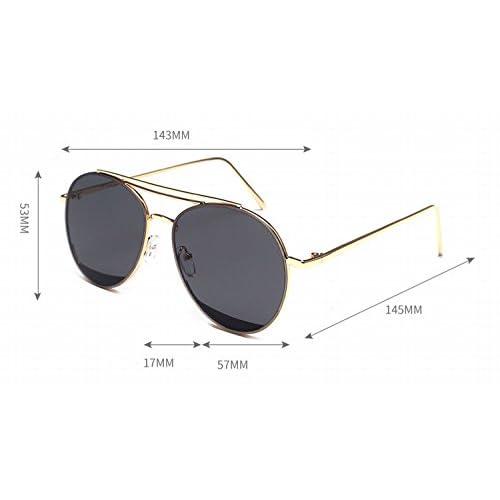 783ccb0ba1 Mejor Metal Gafas de Sol Mujer Gafas de Sol Océano Lente Gafas de Sol Mujer  Gafas