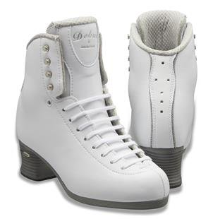 Ice Skates Jackson Debut Fusion Firm FS2450 Womens Boot (Size 6.5 , Width C/D) - Jackson Skate Boots