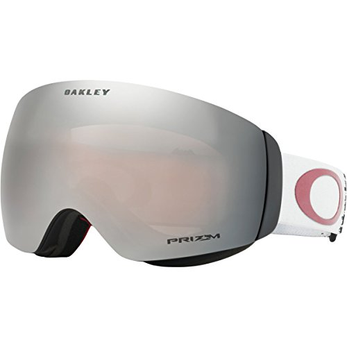 Oakley OO7064-62 Flight Deck XM Snow Goggles, Wet Dry Slate Ice, - Goggle Oakley Lens
