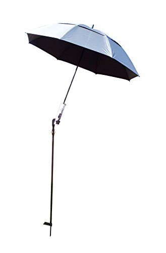Guerrilla Painter 309SB60B Shadebuddy Umbrella Stand with Umbrella and Bag
