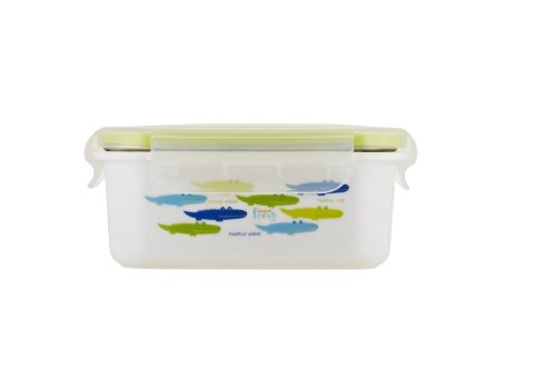 innobaby Keepin' Smart Double Insulated Stainless Steel Bento Lunchbox...