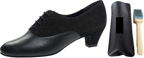 Diamant 060-047-070 Mesdames chaussures de danse +Mc-Tanz brosse