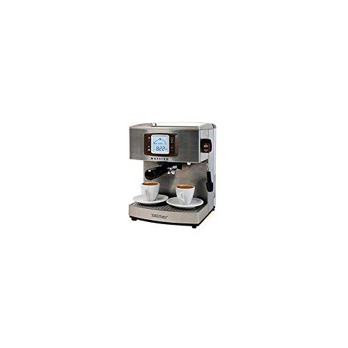 Zelmer 13Z012 Máquina espresso 2.1L 2tazas Acero inoxidable ...