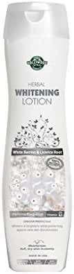 Hollywood Style Herbal Whitening Lotion w/Licorice Root & White Berries