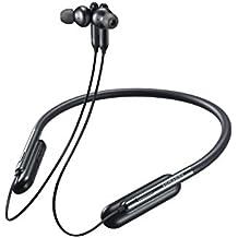Samsung U Flex Bluetooth Wireless In-ear Flexible Headphones with Microphone (US Version with Warranty), Black