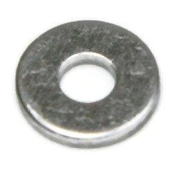 Aluminum Pop Rivet Washers #8 1/4'' Diameter Rivet Back Up/Backing Washers (100)