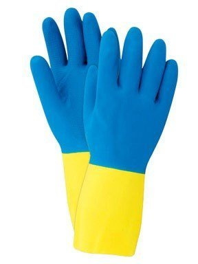 Soft Scrub Household Cleaning Glove Medium Peggable by Big Time - Mall Lehigh
