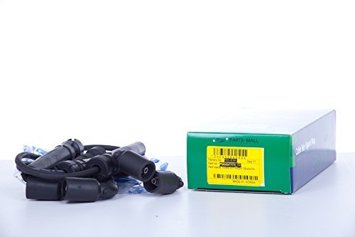 Spark Plug Wire Set for Chevy Chevrolet Cables Bujia Aveo 1.6 Doch Daewoo Nubira 1.6 Doch Part: 96497773, 96211948, 96242597, S1711002 PARTS-MALL