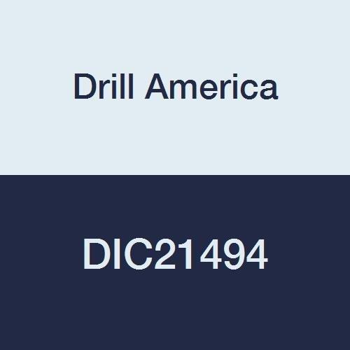 Drill America 10 Half Round Smooth File DIC Series