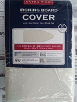 J&J home fashion Extra Wide 18-48 Cover with Pad by J&J home fashion