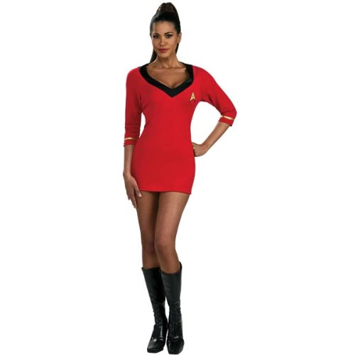 Star Trek Uhura Adult Costume - X-Small]()