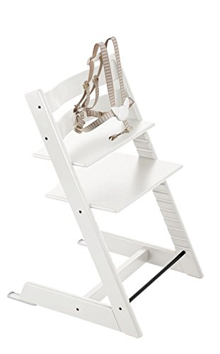 Stokke Tripp Trapp High Chair, White by Stokke