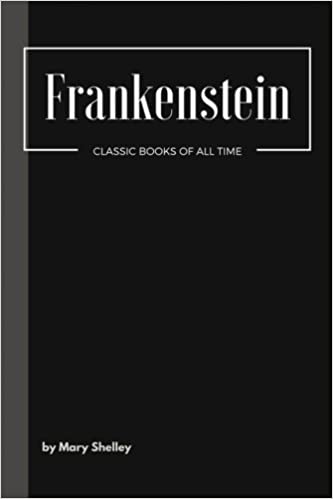 Amazon frankenstein 9781548073459 mary shelley books fandeluxe