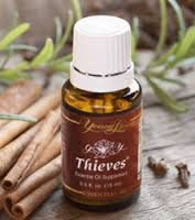 Thieves Essential Oil by Young Living Essential Oils - 15 ml
