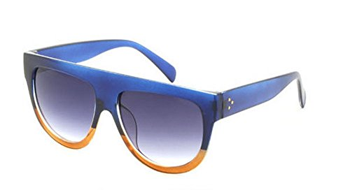 JUNHONGZHANG Moda Metalizadas A De De Gafas Sol De De De Montura F Gafas Sol De Redonda Gafas Gafas Sol Mujer rxTCqf7Frw