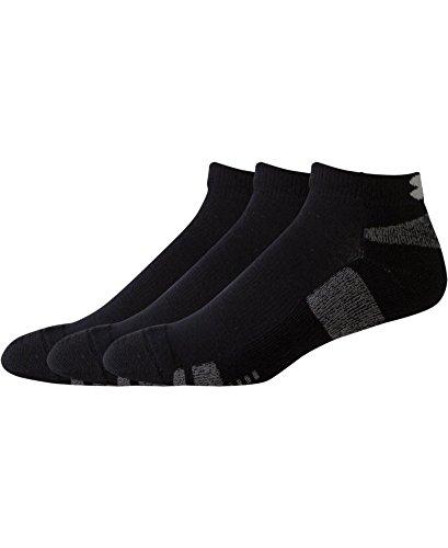 Under Armour Men's HeatGear Low Cut Socks (3 Pair)
