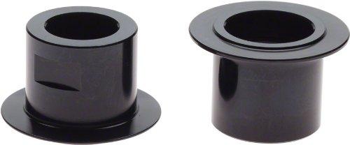 Sun Ringle Pro 12x142 End Cap Kit (Pair) Black
