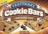 Tastykake: Chocolate Chip Cookie Bars 3 Boxes by Tastykake