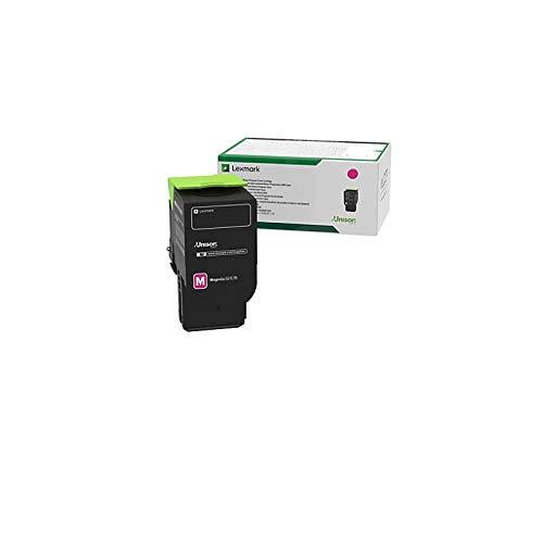 Lexmark C2310M0 Magenta Return Program Cartridge Toner ()
