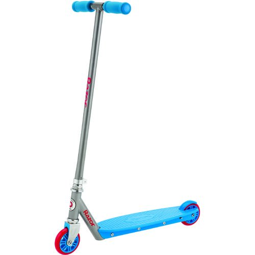 Razor Kids' Berry Kick Scooter- Blue/Medium Red