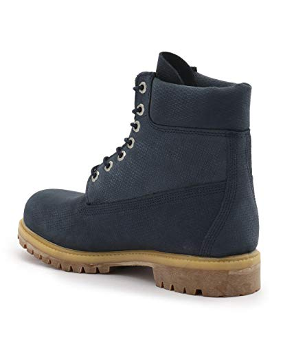 Bleu Premium Homme Inch Timberland 6 Waterproof Bottes pAYYq1