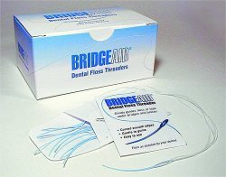 Floss Floss aide Bridgeaid Enfile 1000 / bx