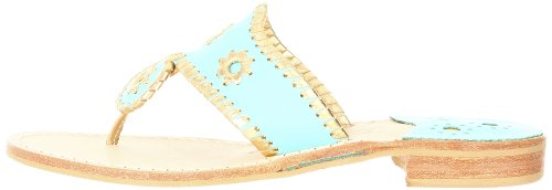 Jack Rogers Donna    Nantucket oro Thong Sandal - Choose SZ colore a05193