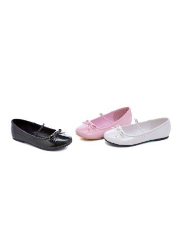 Ellie Skor - Flickor - Balett (rosa) Barnskor (flicka - Barn Small 11/12) - Small