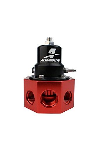 - Aeromotive 13202 A2000 Carbureted Bypass Regulator-4-Port