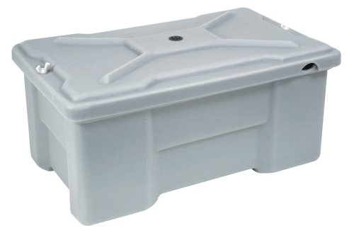 Moeller Roto-Molded Marine Battery Box (One 8D Battery, 25