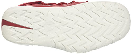 Nike Air Shake Ndestrukt, Scarpe da Ginnastica Uomo Rosso (Gym Red/Summit White/Port)