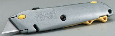 - Stanley 10-499 QuickChange Retractable Utility Knife