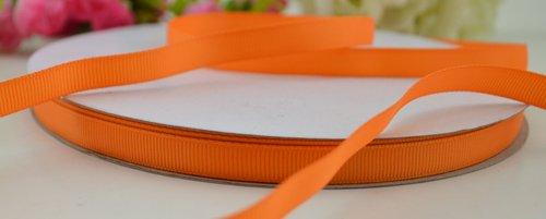 Grosgrain Ribbon 3/8'' 100yards (tangerine)#17