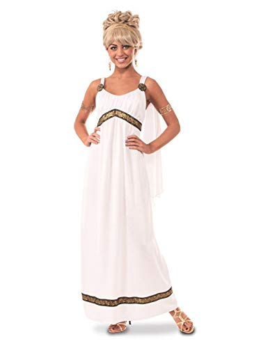 Rubie's Women's Grecian Costume Dress, Multi, -