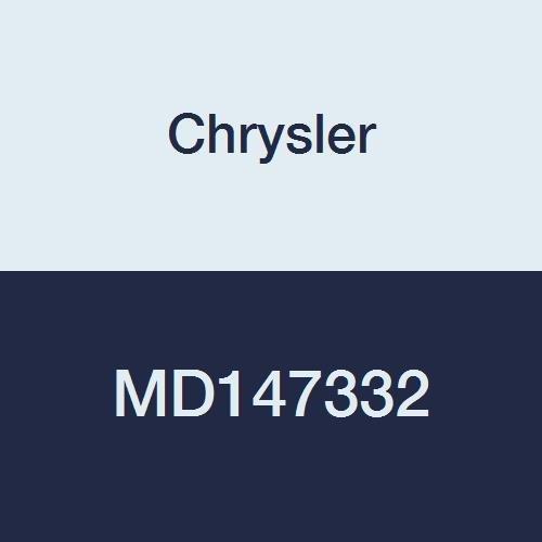 Genuine Chrysler MD147332 Water Pipe O (Pipe O-ring)