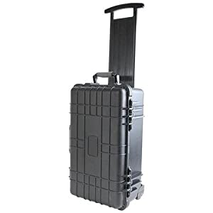 MCM 22-24130 WEATHERPROOF EQUIPMENT CASE 22 INCH WITH WHEELS