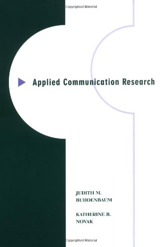Applied Communication Research