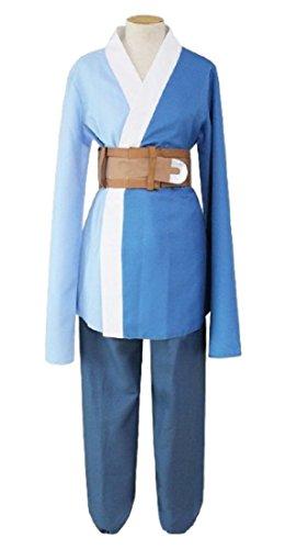 Ninja Gaiden 3 Costumes (Goma Boruto Naruto Mitsuki Style Cosplay Uniform Kimono Costume for Halloween p (L))