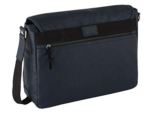 cm Blue Brown Braun active Bag Kingston Messenger camel 42 Blau 1UZRUP