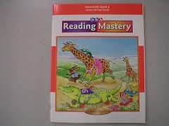 SRA Reading Mastery Take-Home Book A Levels l/ll Fast Cycle